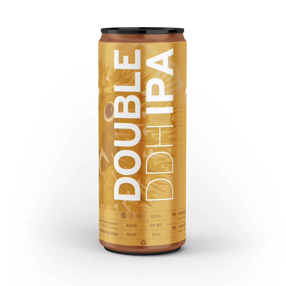 Double DDH IPA